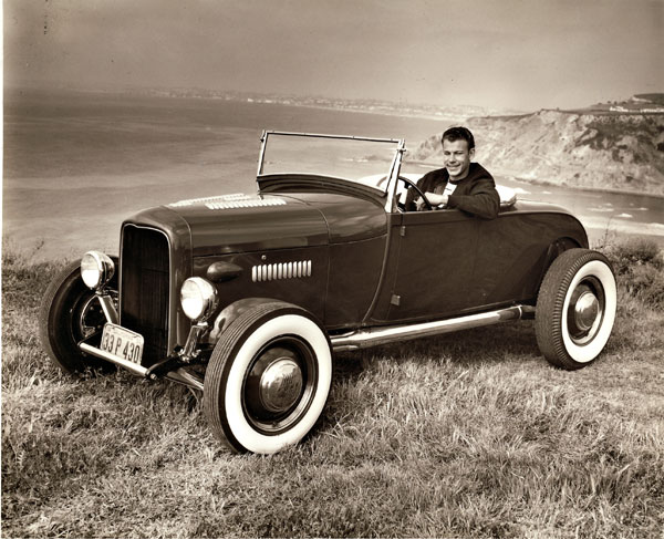 Don's 1929 Model A Customized Roadster