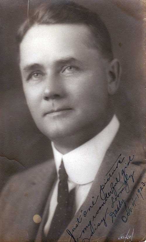 Arne Nordskog October 4, 1923