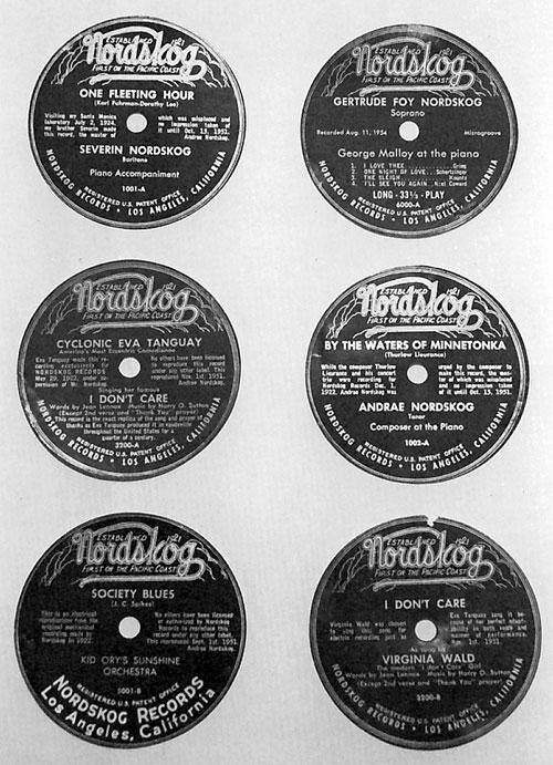 Nordskog Record Labels