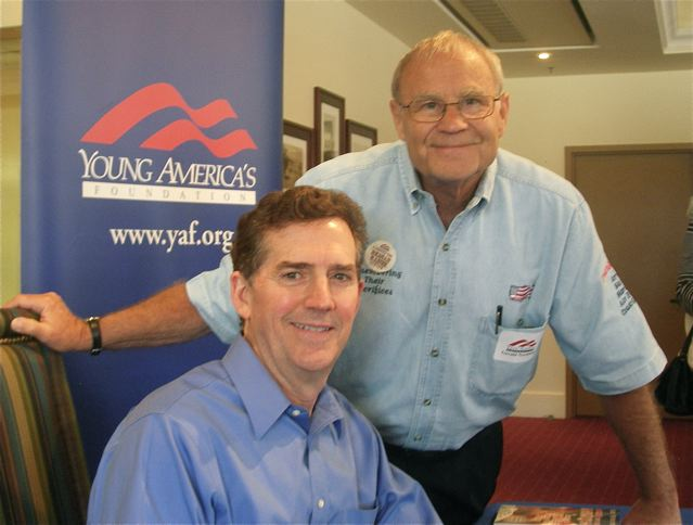 Jerry with Senator Jim DeMint