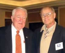 Jerry with Ed Meese