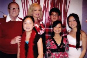 Nordskog Family - Christmas 2011