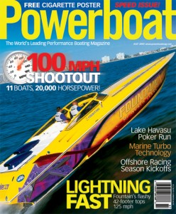Powerboat Magazine July '05