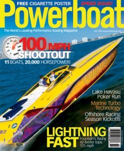 Powerboat Magazine July '05