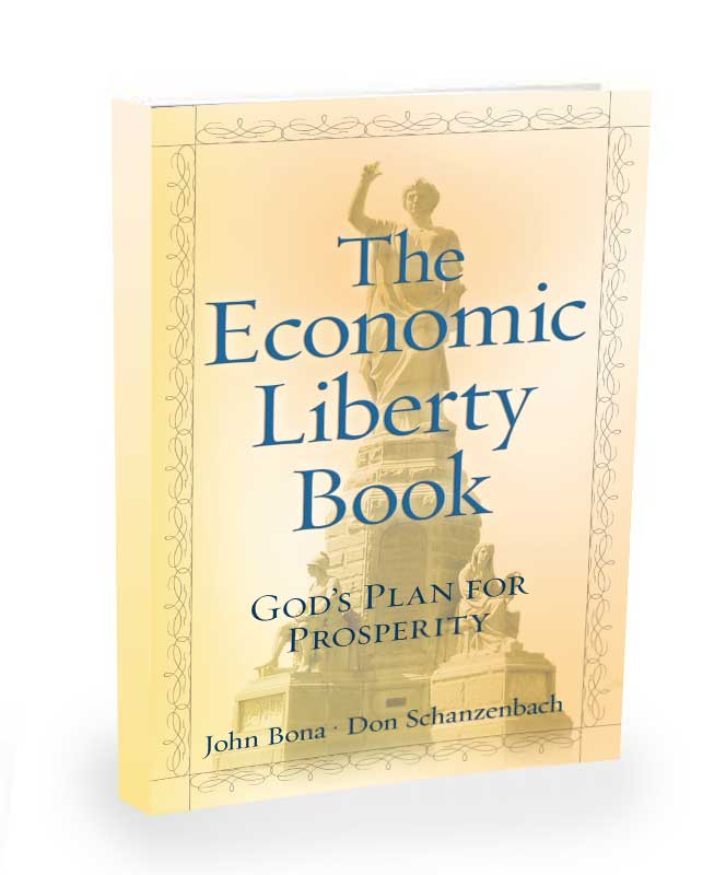 The Economic Liberty Book: God
