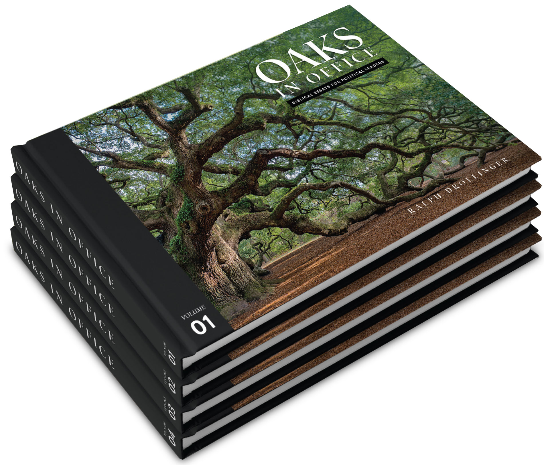 Oaks in Office: Biblical Essays for Political Leaders (Shipping in July)