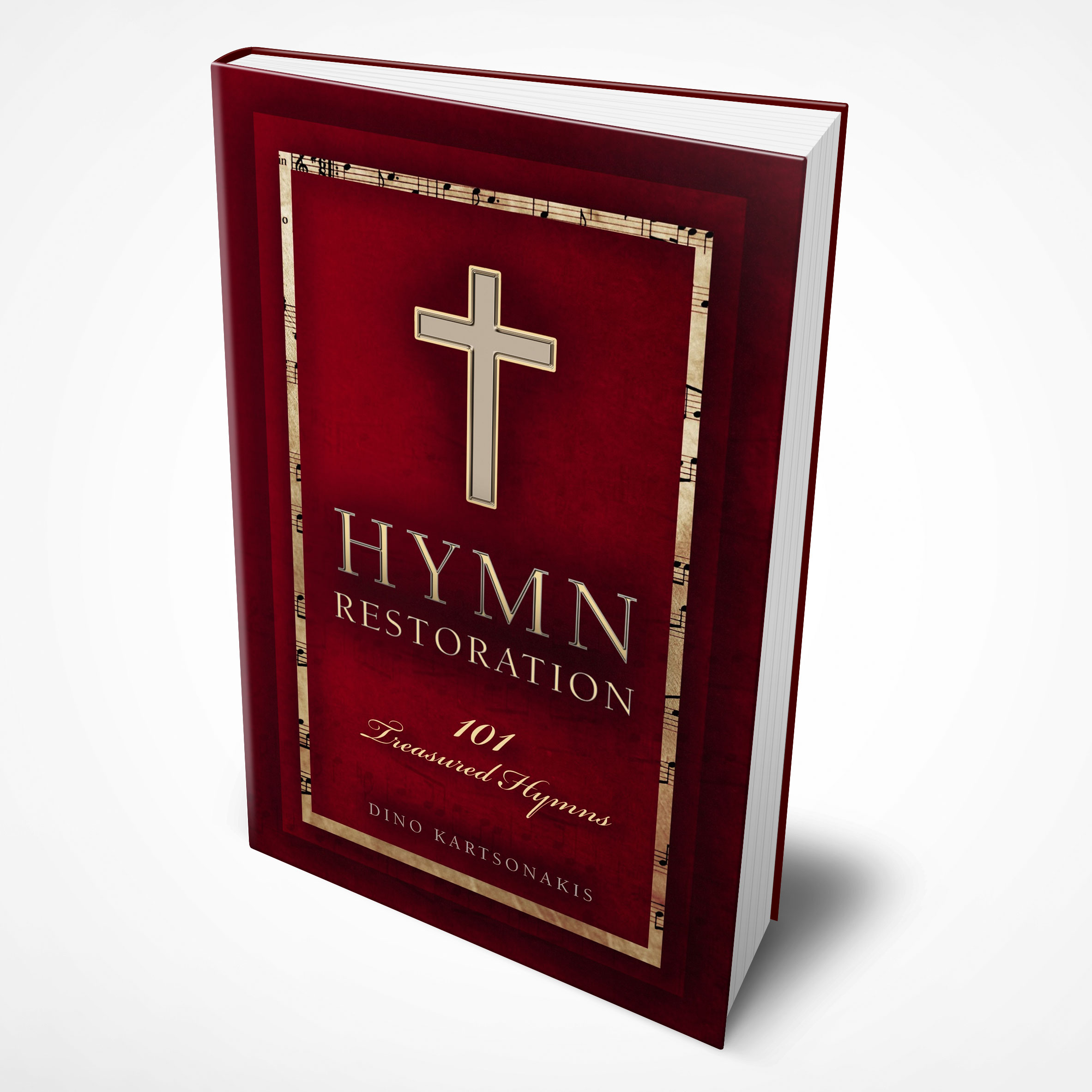Hymn Restoration: 101 Treasured Hymns (coming soon) - Special Pre-Publication pricing