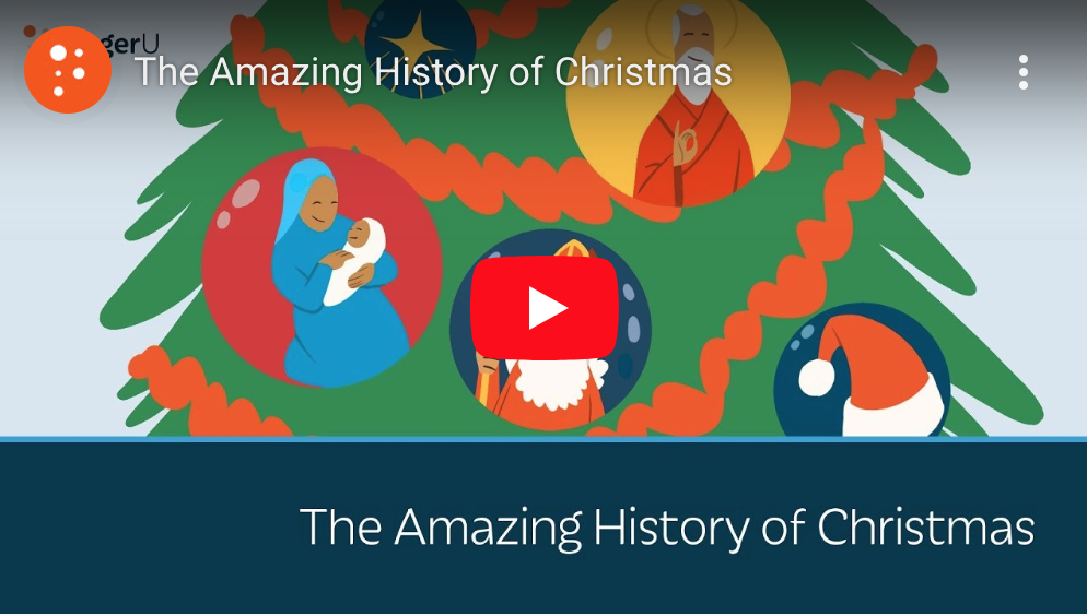 Featured Video: PPresidentThe Amazing History of Christmas